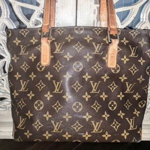 Louis Vuitton Cabos Piano Monogram Brown Canvas Co